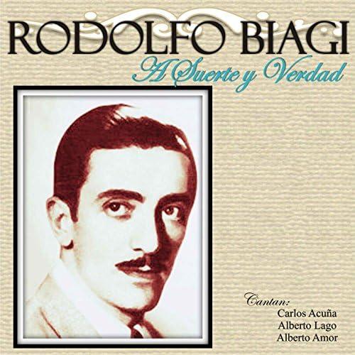 Rodolfo Biagi feat. Orquesta de Rodolfo Biagi