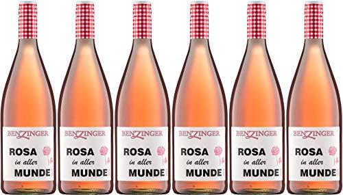 Benzinger Rosamunde Rosé 2019 Trocken (6 x 1.0 l)