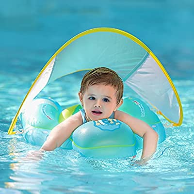 Amazon Promo Code for Swimming Baby Inflatable Baby Swimming Float with Bottom 07102021111028