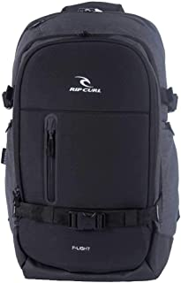 Rip Curl Men's F Light Posse Midnight 34L Backpack Polyester Glass Black