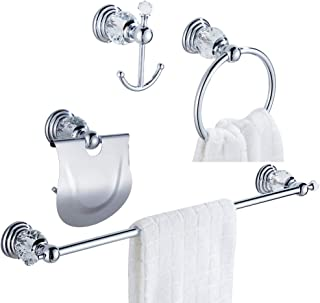 Best crystal bathroom accessories sets Reviews