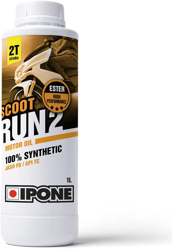 Aceite de motor IPONE Scoot Run 2 2T – 1 litro