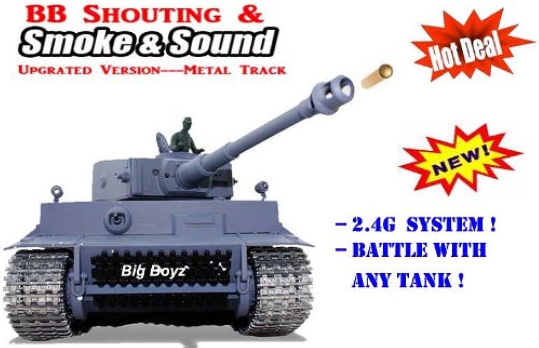 By Big Boyz radio remote control rc rc rc tank German Tiger