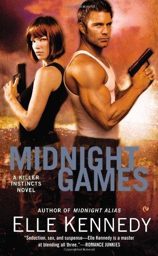 Midnight Games (Killer Instincts Novels) by Elle Kennedy (4-Sep-2013) Mass Market Paperback