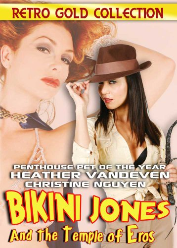 Bikini Jones & The Temple Of Eros [DVD] [Region 1] [NTSC] [US Import]