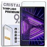 REY Protector de Pantalla para Tablet Lenovo Tab M10 HD 2020 2ª Gen 10.1', Cristal Vidrio Templado Premium