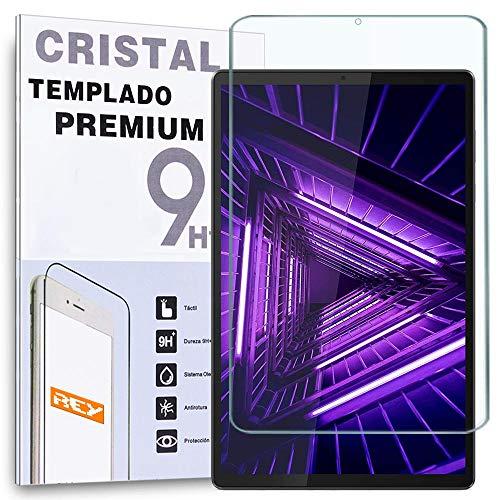 """REY Protector de Pantalla para Tablet Lenovo Tab M10 HD 2020 2ª Gen 10.1"""", Cristal Vidrio Templado Premium"""