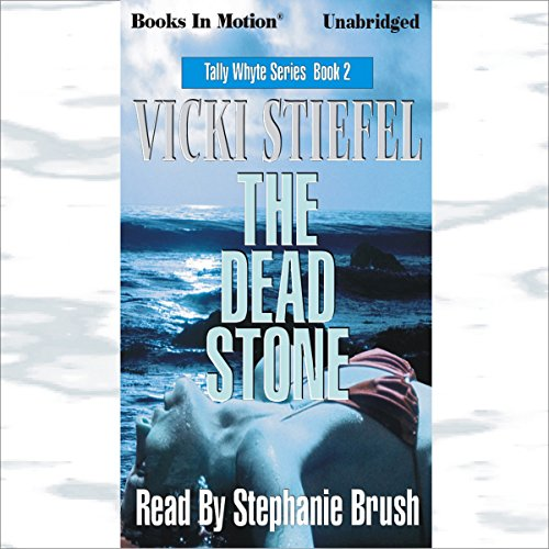 The Dead Stone audiobook cover art