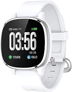 Relojes Inteligentes Rastreadores De Ejercicios Reloj Rastreador De Actividad Con Monitor De Ritmo Cardíaco, Pulsera Inteligente De Podómetro De Calorías, Para Niños Hombres Mujeres Adroid IOS