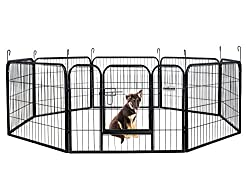 diy dog fence for camping