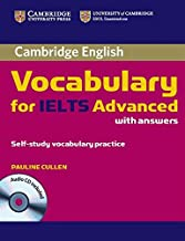 Permalink to Cambridge Vocabulary for IELTS Advanced Band 6.5+ with Answers and Audio CD [Lingua inglese] PDF
