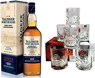 Talisker Port Ruighe  6 Tumbler Single Malt Scotch Whisky 45,8% 0,7l Flasche