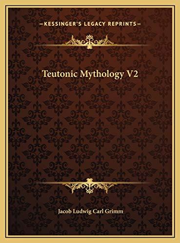 Teutonic Mythology V2