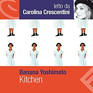 Kitchen audiobook cover art