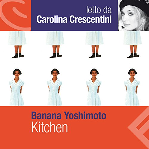 Kitchen audiobook cover art