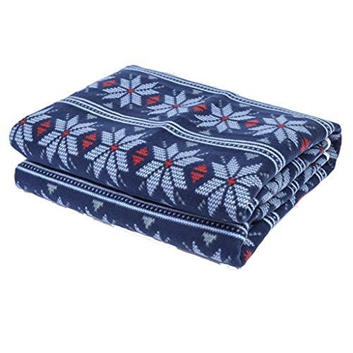 NHL-DRT enkele en dubbele verwarmingsdekens, warme en comfortabele thermo-dekens, hoogwaardige flanel, 9 radiatoren, beddengoed voor familie-slaapkamers, warme matras