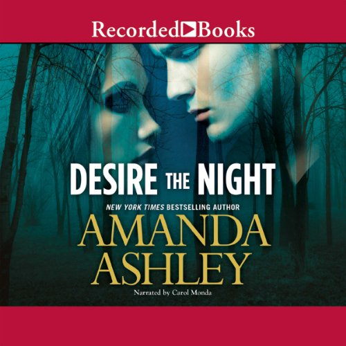 Desire the Night audiobook cover art