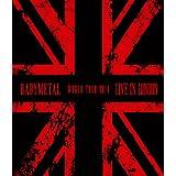 【Amazon.co.jp限定】LIVE IN LONDON -BABYMETAL WORLD TOUR 2014- (Blu-ray)[メガジャケ付き]