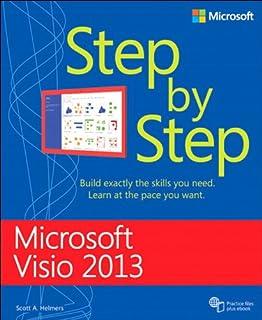 Microsoft Visio 2013 Step By Step: Micro Visio 2013 Step St_p1 (English Edition)