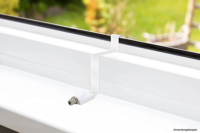 Good Connections Sat Tür Fensterdurchführung Elektronik