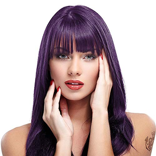 Manic Panic High Voltage Classic Cream Formula Colour Hair Dye (Deep Purple Dream)