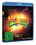 Mighty Morphin Power Rangers - Die Komplette Serie (SD on Blu-ray) (Standard Version) [Alemania] [Blu-ray]