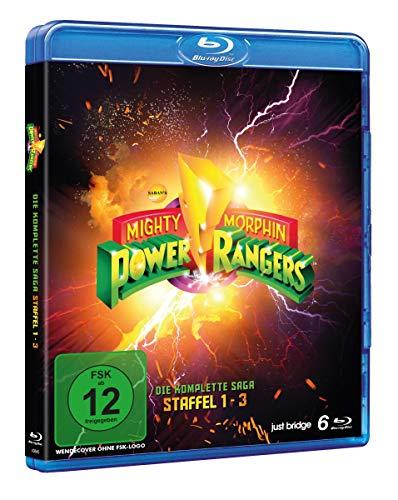 Mighty Morphin Power Rangers - Die Komplette Serie (SD on Blu-ray) (Standard Version)