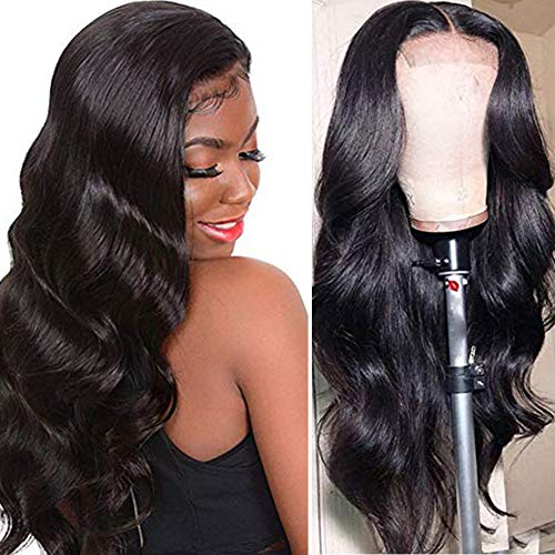 Ucrown Hair Lace Front Wigs Brazilian Body Wave Human Hair Wigs For...