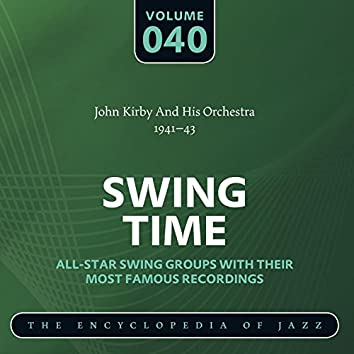 Swing Time - The Encyclopedia of Jazz, Vol. 40