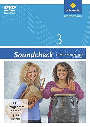 Soundcheck / Soundcheck - 2. Auflage 2012: 2. Auflage 2012 / DVD 3: Filme & Noten-Files mit Software