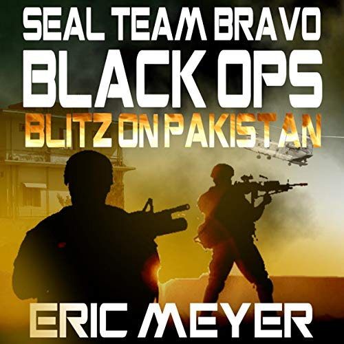 Black Ops - Blitz on Pakistan Titelbild