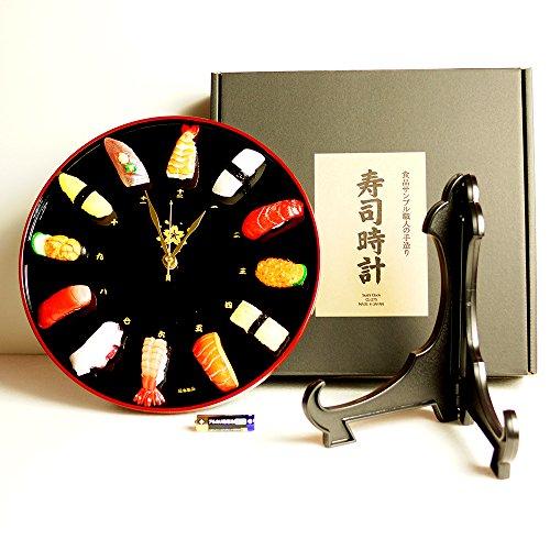 北村サンプル『寿司時計(CL-27S)』