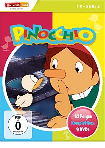 Pinocchio - Komplettbox [9 DVDs]