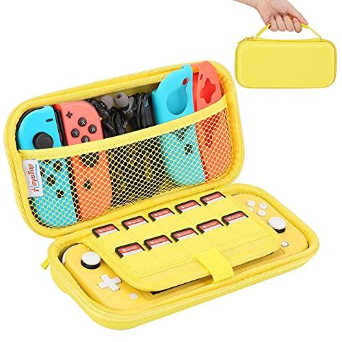 Accesorios Nintendo Switch Lite Amarilla accesorios nintendo switch lite  Marca HEYSTOP