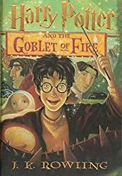 Cover of Harry Potter and the Goblet of Fire
