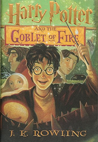 Harry Potter and the Goblet of Fire (Book 4)の詳細を見る