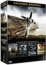 Grandes ??pop??es - Coffret - Valhalla rising + Outlander + Kingdom of War + Nomad