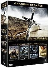 Grandes ??pop??es - Coffret - Valhalla rising + Outlander + Kingdom of War + Nomad
