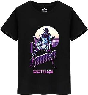 エーペックスレジェンズ Apex legends PS4 メンズ/レディース Tシャツ/夏服 半袖 シャツ
