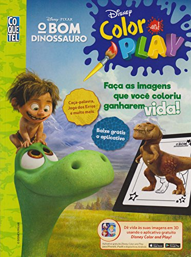 Disney Color and Play. O Bom Dinossauro