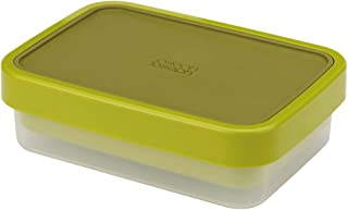 Joseph Joseph 81031 GoEat Compact 2-in-1 Lunch Box, Green