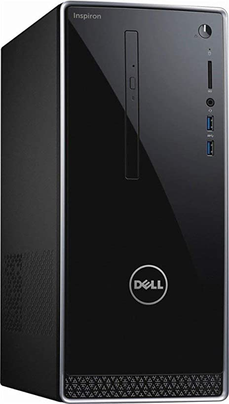 2019 Dell Inspiron 3668 Business Gaming Desktop Computer, Intel Quad?Core i7-7700 up to 4.2Hz, 16GB DDR4, Nvidia GeForce GTX 1050, 128GB SSD+1TB HDD, Bluetooth 4.0, USB 3.0, Windows 10 Professinal