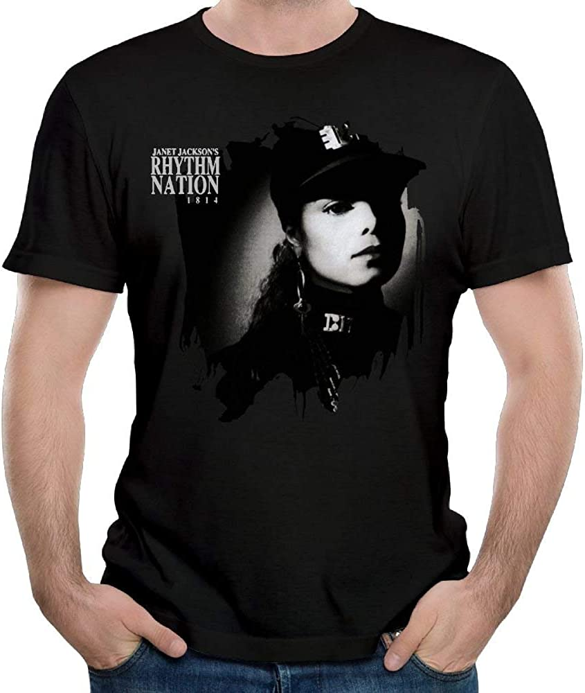 Rhythm Nation  T shirt! Janet Jackson