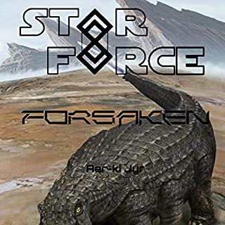 Star Force: Forsaken audiobook cover art