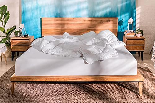 Emma Cloud Duvet 225x220 cm   Microfiber duvet, Breathable, Light, Washable...
