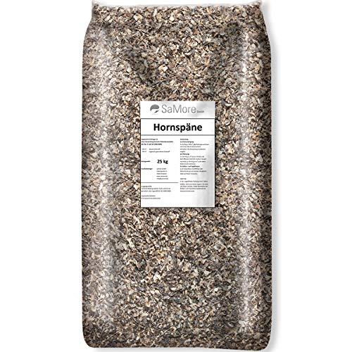 Samore 25 kg Hornspäne Horndünger Stickstoffdünger