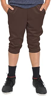 brown football pants