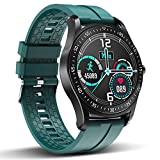 HopoFit Smartwatch Orologio Fitness Uomo Donna, Activity Tracker Impermeabile IP68 con Sportivo...