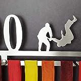 Zoom IMG-1 judo medagliere da parete porta