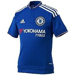 Adidas Camiseta Chelsea FC 1ª Equipación 2015/2016 Hombre